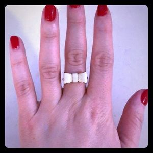 Kate Spade Take A Bow Ring
